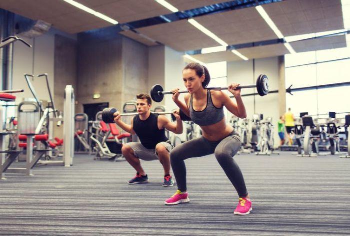 Ağırlık kaldırma egzersizi kemik gücü için iyidir.