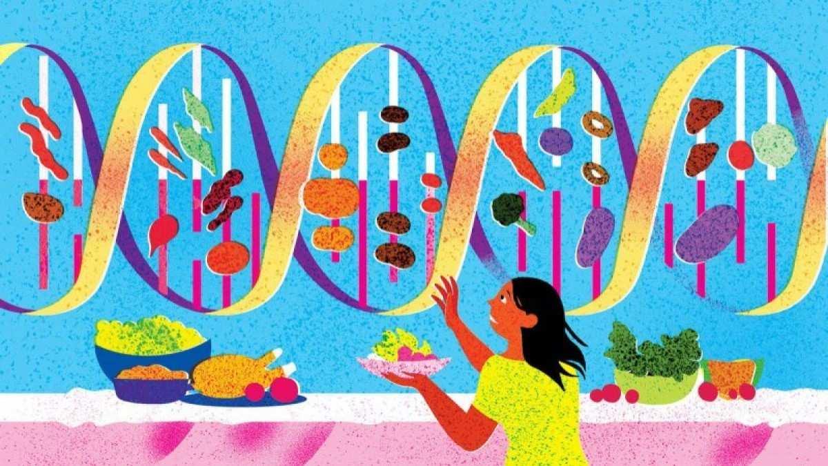 genetik ve beslenme