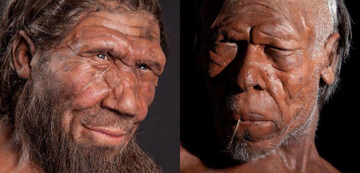Yakın zamanda Neander Vadisi'nde keşfedildiler.