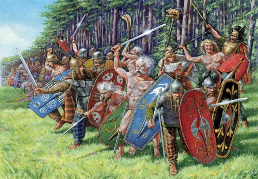 galya savaşçıları
