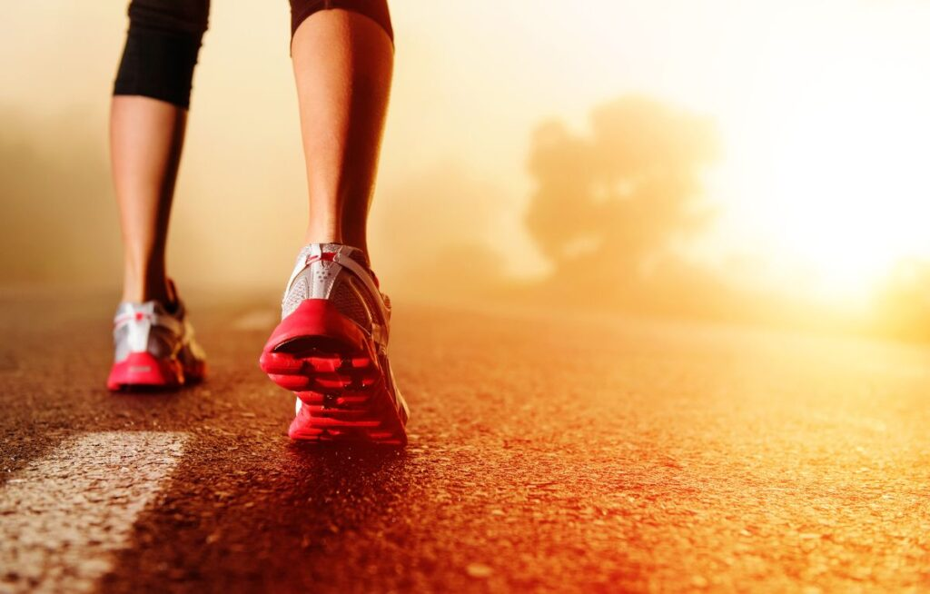 Koşmak kas geliştiriyor mu?