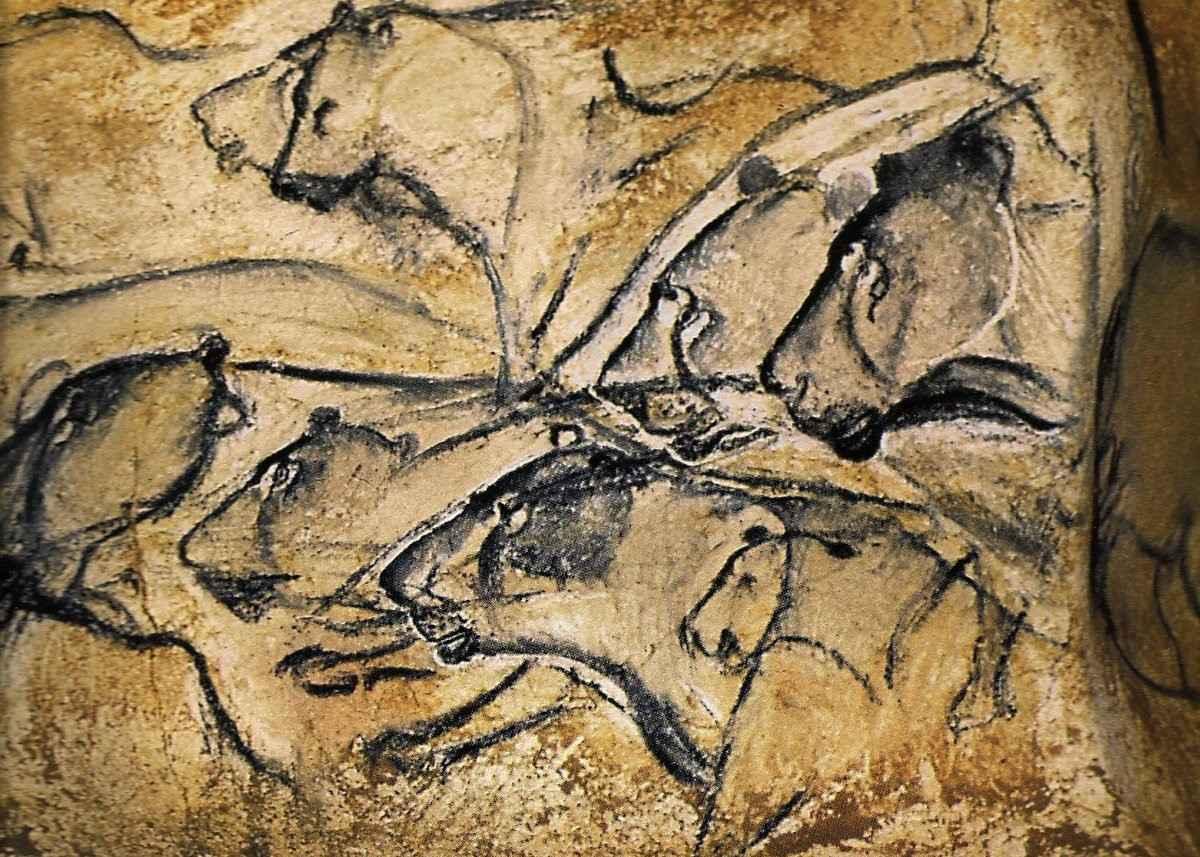 Mağara resimlerinin tarihi