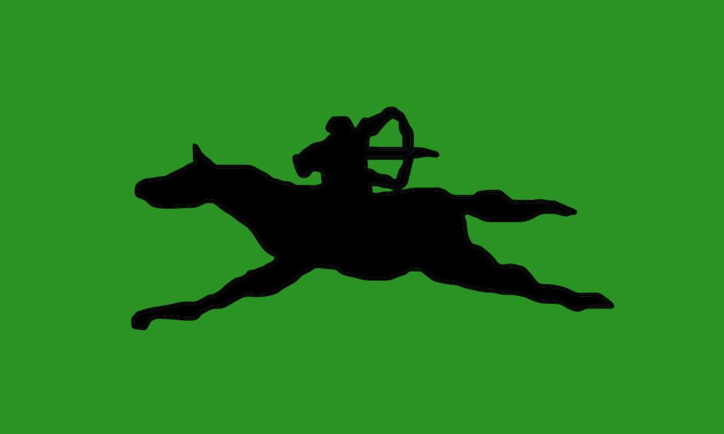 avar kağanlığı bayrağı
