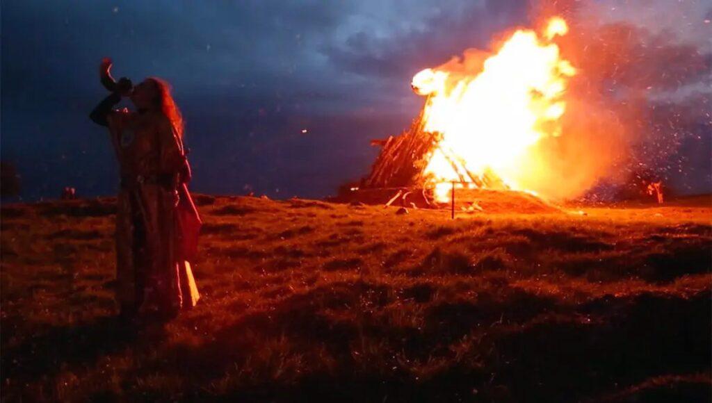 pagan samhain cadılar bayramı kökeni